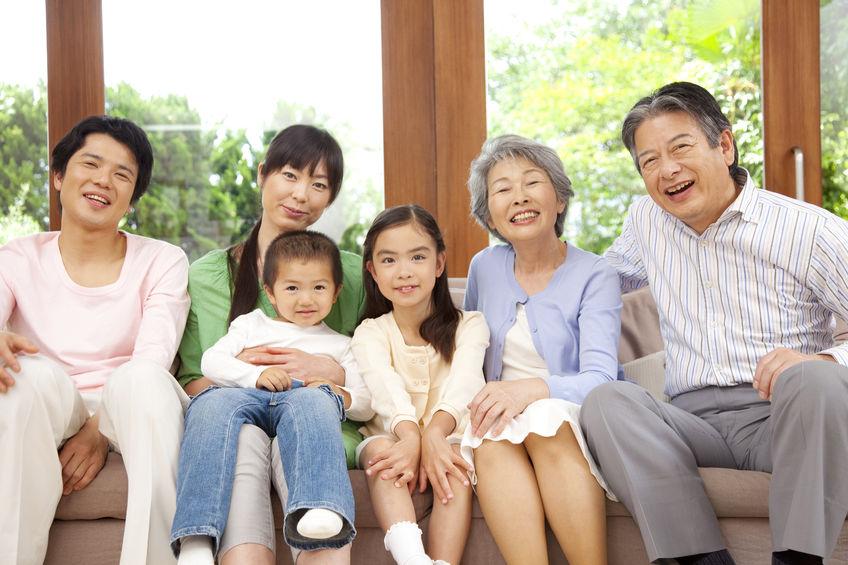 三世代同居で快適に暮らすための間取り