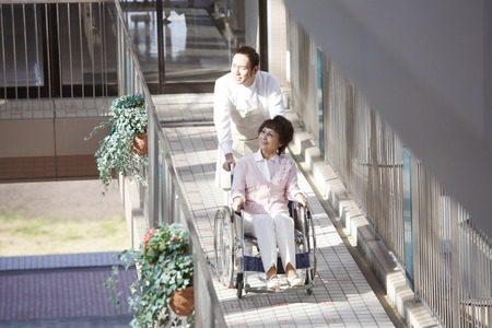 車椅子のためのバリアフリーリフォーム