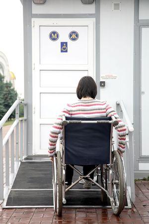 玄関の車椅子リフォームポイント
