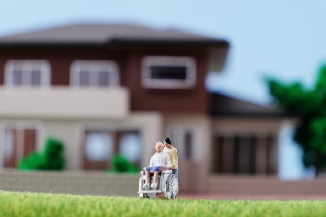 車椅子のためのバリアフリーリフォームのポイント