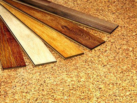 床を滑りにくい素材に変更する