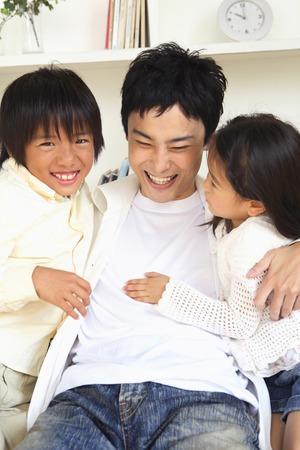 小さい子供のいる家庭でのスケルトンリフォーム