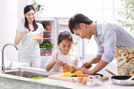 キッチンをリフォームして豊かな生活を